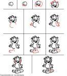 apprendre a dessiner bob l eponge