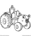 Joli Coloriage Tracteur Tom