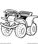 Joli coloriage tracteur tom - Tracteur tom coloriage ...