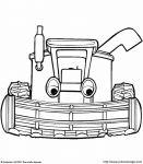 Joli coloriage tracteur tom - Jeux de tracteur tom ...